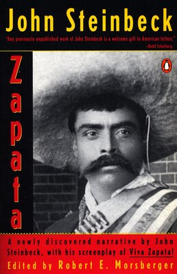 Book Zapata by John Steinbeck