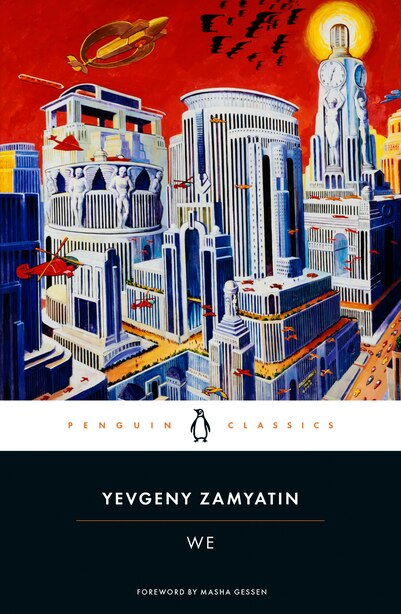 We: New Edition by Yevgeny Zamyatin