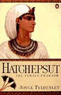Book Hatchepsut: The Female Pharoah by Joyce A. Tyldesley