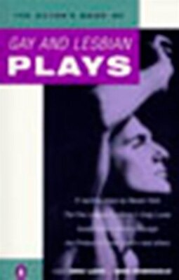 Book The Actor's Book Of Gay And Lesbian Plays by Eric Lane