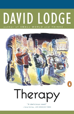 Book Therapy by David Lodge