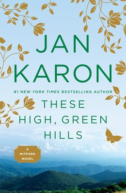 Book These High, Green Hills by Jan Karon
