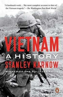 Book Vietnam: A History by Stanley Karnow