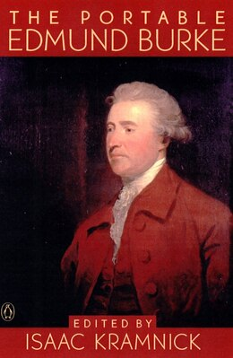Book The Portable Edmund Burke by Edmund Burke
