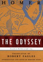 The Odyssey: (penguin Classics Deluxe Edition)