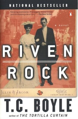 Book Riven Rock by T.C. Boyle