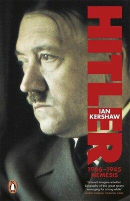 Book Hitler 1936 To 1945 Nemesis by Ian Kershaw