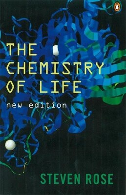 Book Chemistry Of Life 4e by Steven Rose