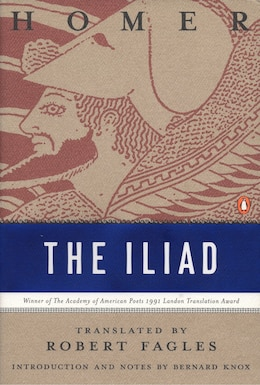 Book The Iliad: (penguin Classics Deluxe Edition) by Bernard Homer