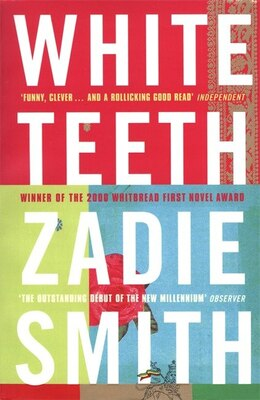 Book White Teeth by Zadie Smith