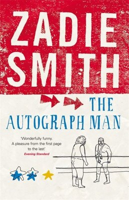 Book Autograph Man by Zadie Smith