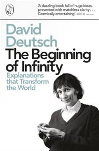 Penguin Classics The Beginning Of Infinity