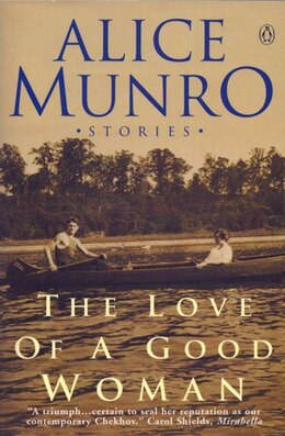 Book Love Of A Good Woman by Alice Munro