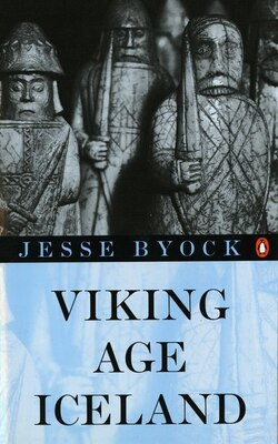 Book Viking Age Iceland by Jesse L. Byock