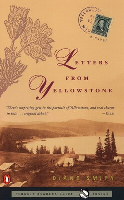 Book Letters From Yellowstone by Diane Smith