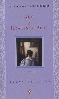 Book Girl In Hyacinth Blue by Susan Vreeland