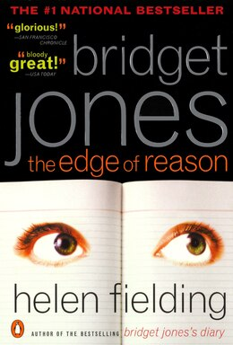 Book Bridget Jones: The Edge Of Reason: A Novel by Helen Fielding