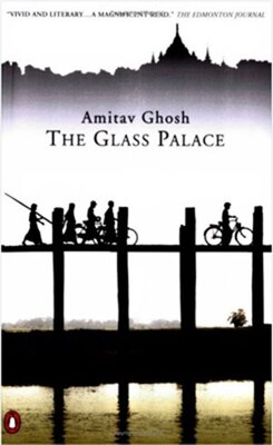 Book Glass Palace by Amitav Ghosh