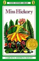 Book Miss Hickory by Carolyn Sherwin Bailey