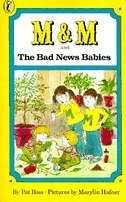 Book M & M And The Bad News Babies by Pat Ross