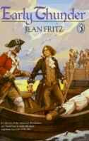 Book Early Thunder by Jean Fritz