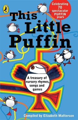 Book This Little Puffin by Elizabeth Matterson