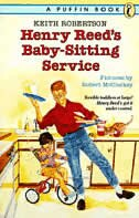 Book Henry Reed's Babysitting Service by Keith Robertson