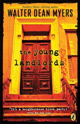 Book The Young Landlords by Walter Dean Myers