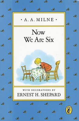 Book Now We Are Six by A. A. Milne