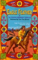 Book Eagle Feather by Clyde Robert Bulla