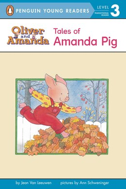 Book Tales Of Amanda Pig: Level 2 by Jean Van Leeuwen