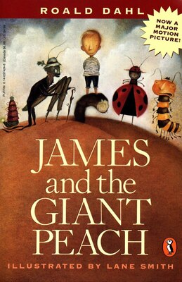 Book James And The Giant Peach by Roald Dahl