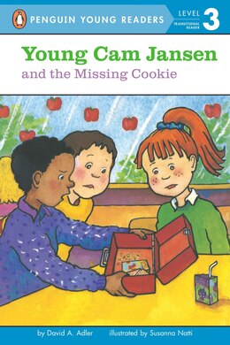 Book Young Cam Jansen And The Missing Cookie by David A. Adler