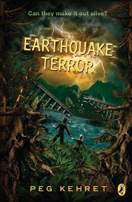 Book Earthquake Terror by Peg Kehret