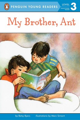 Book My Brother, Ant by Betsy Byars