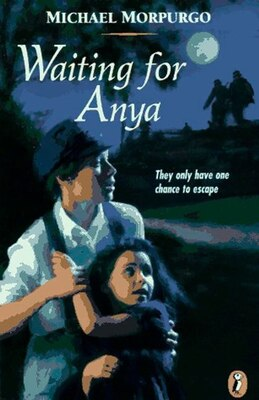 Book Waiting For Anya by Michael Morpurgo