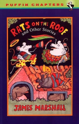 Book Rats On The Roof by James Marshall