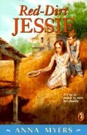 Book Red-dirt Jessie by Anna Myers