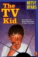 Book The Tv Kid by Betsy Byars