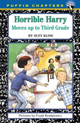 Book Horrible Harry Moves Up To The Third Grade by Suzy Kline