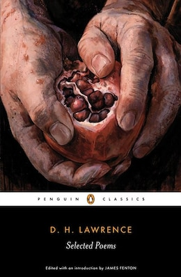 Book Selected Poems by D. H. Lawrence