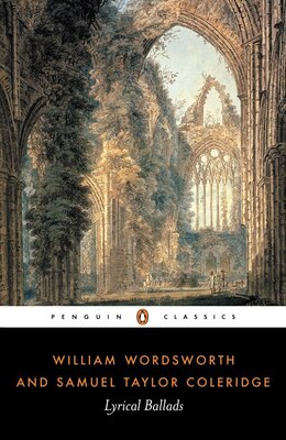 Book Lyrical Ballads by William Wordsworth