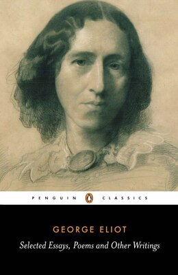 Book Selected Essays, Poems, And Other Writings by George Eliot