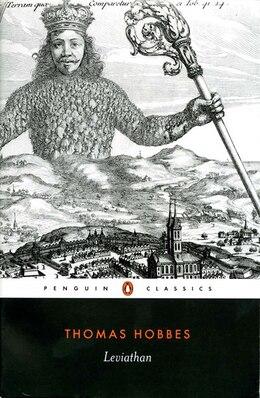Book Leviathan by Thomas Hobbes