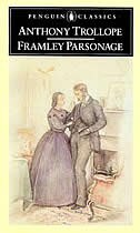Book Framley Parsonage by Anthony Trollope