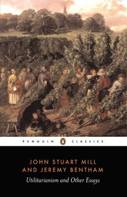 Book Utilitarianism And Other Essays by John Stuart Mill