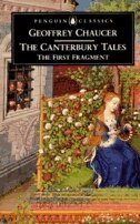 Book The Canterbury Tales: The First Fragment by Geoffrey Chaucer