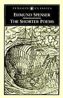 Book The Shorter Poems by Edmund Spenser