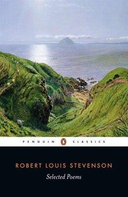 Book Selected Poems by Robert Louis Stevenson