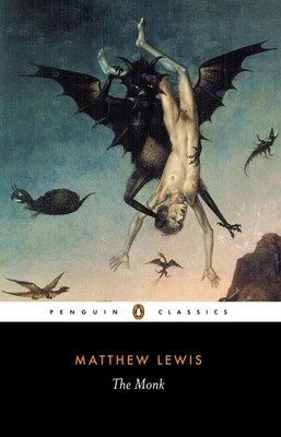 Book The Monk: Penguin Classics by Matthew Lewis